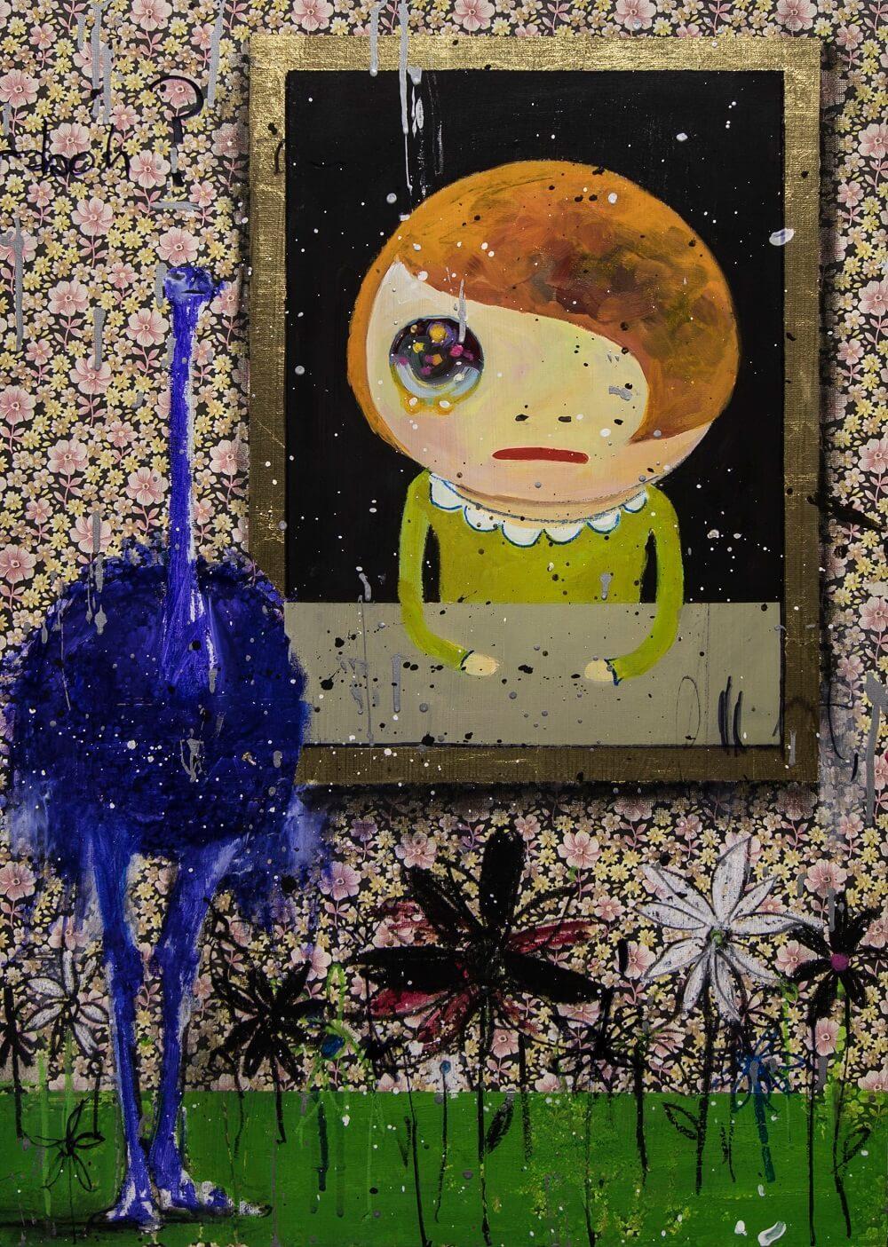 angelo accardi paintings languid-eyes-70x50-2-1